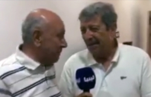 Libyan TV interview with Asdil president